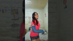TikTok Video blue long arm cast LAC