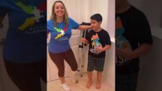 Happy leg cast slc TikTok Video