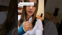 This happend to me broken arm TikTok Video